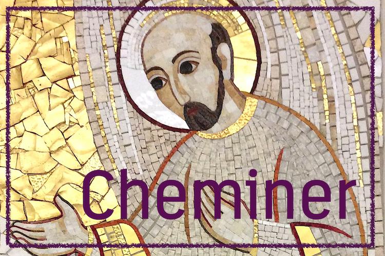 à la suite du Christ, guidés par Saint Ignace