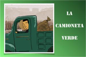 OCTOBRE : una camioneta …para «amar y servir»